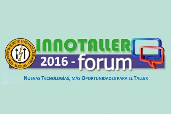 La edición 2016 de Innotaller girará en torno al Coche Conectado y las oportunidades de negocio para los talleres.